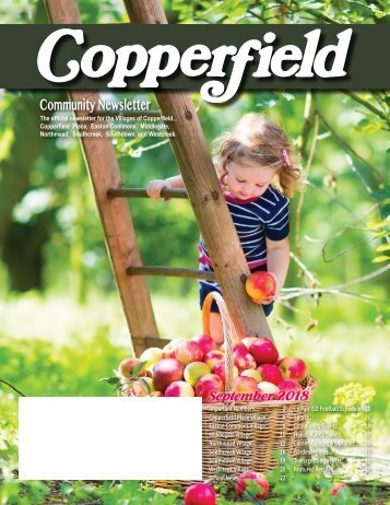 Copperfield September 2018