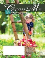 Cypress Mill September 2018