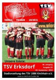 02.09.2018 TSV Erksdorf