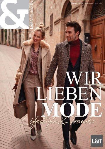 L&T Magazin Mode-Herbst-Trends 2018
