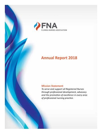 Florida - 2018 FNA Book of Reports