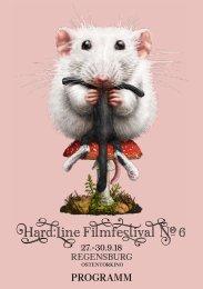 HARD:LINE Film Festival #6 - Programmheft