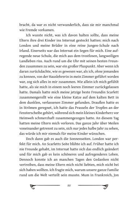 Leseprobe Hunter - Katharina-sommer