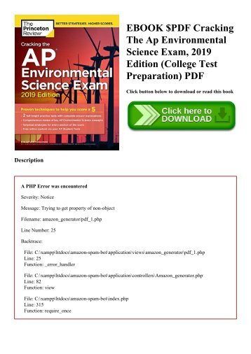 B Sc Environmental Science