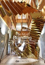 The Art of branding a private art collection