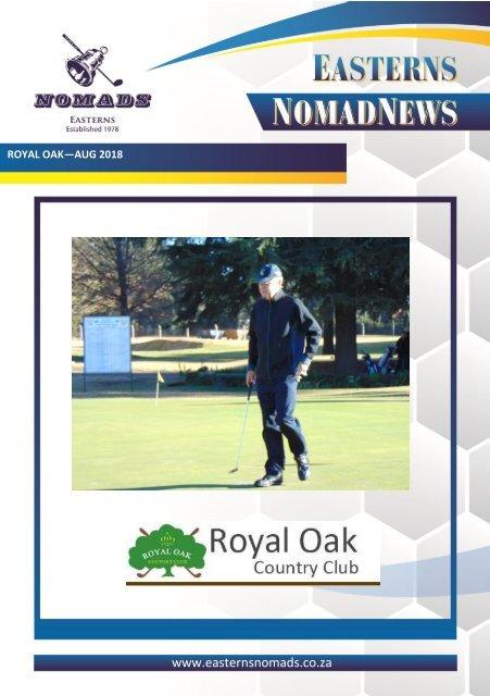 Nomads Magazine - ROYAL OAK AUG 2018
