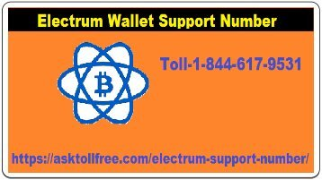 Electrum Support Number +1-844-617-9531