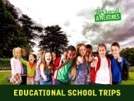 Educational School Trips for Students – Book Online