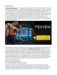 http://shark-tank-diet.info/tevida-male-enhancement/