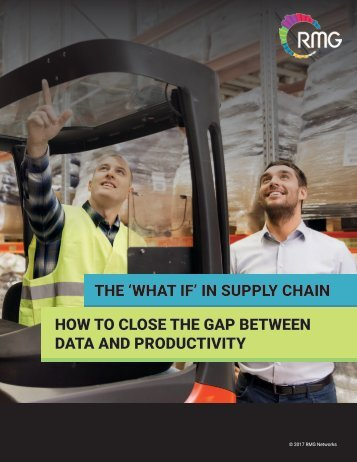 Supply Chain Efficiency Explained