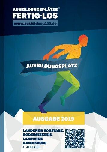 AUSBILDUNGSPLÄTZE - FERTIG - LOS | Konstanz, Bodensee, Ravensburg 2019