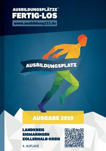 AUSBILDUNGSPLÄTZE - FERTIG - LOS | Sigmaringen, Zollernalb 2019