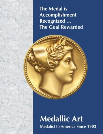 Download the full-size (8.1 MB) PDF version - Medallic Art Company