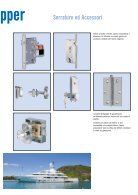 Image brochure yacht building (Italian) - Page 3
