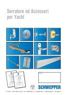 Image brochure yacht building (Italian) - Page 4