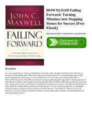 failing forward ebook free download