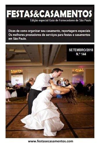 REVISTA DIGITAL FESTAS & CASAMENTOS 09_2018