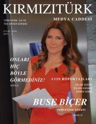 KırmızıTürk Medya Caddesi Eylül 2018 Sayı 5