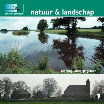 natuur & landschap - Provincie Groningen