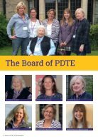 PDTE Newsletter - Autumn 2018 - Page 4