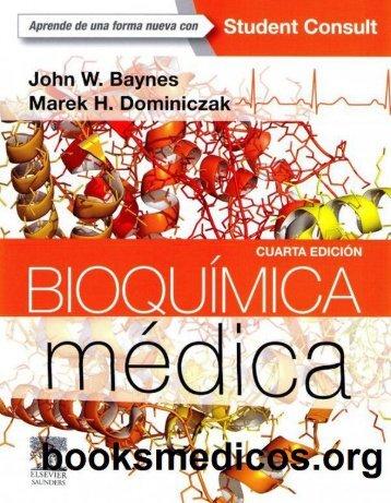 Bioquimica Medica Baynes 4e_booksmedicos.org