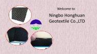 Pick Monofilament Geotextile