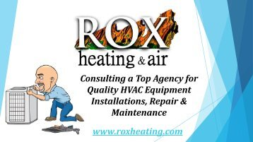 Consulting a Top Agency for Quality HVAC Equipment Installations