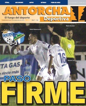 Antorcha Deportiva 332