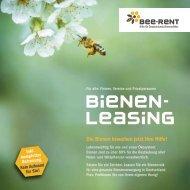 PlanBee – Bienen-Leasing für Firmen und Vereine