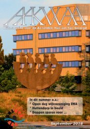 Wijkblad Aakwaa september 2018