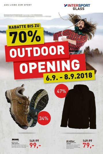 Intersport Glass - 05.09.2018