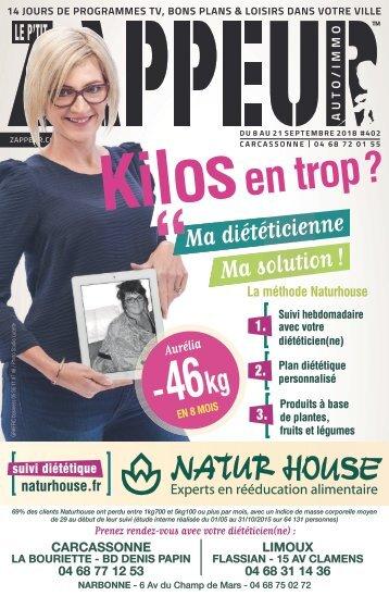 Le P'tit Zappeur - Carcassonne #402