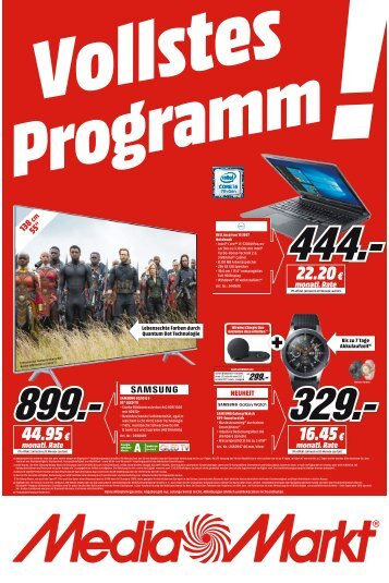 Media Markt National - 06.09.2018