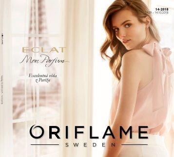 Oriflame katalóg 2018/14