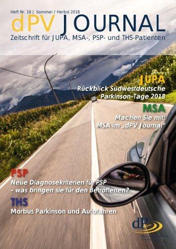 dPVJournal Ausgabe Nr16