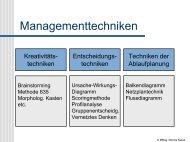 Managementtechniken - schule.at