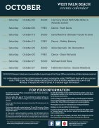 West Palm Beach October 2018 Happenings - Page 4