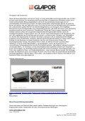 www.pressebox.de September - Glapor - Seite 2