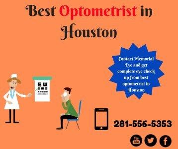 Best Optometrist in Houston