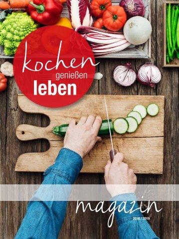 "Livingplus ""kochen, genießen, leben"" |P 3585 Magazin Version AT"