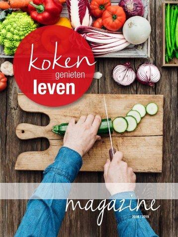 "Livingplus ""kochen, genießen, leben"" |P 3585 Magazin Version NL"