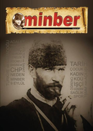 Minber Dergisi