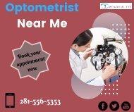 Best Optometrist Near me