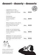 dezertní menu, září–říjen - Page 2