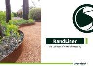 Greenleaf RandLiner Katalog