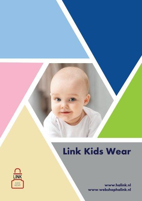 Link Kidswear Catalogue 2018_2019