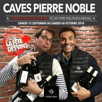 La Fête des Vins 2018 - Les Caves Pierre Noble