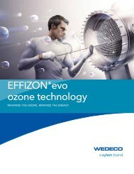 EFFIZON®evo ozone technology - Wedeco