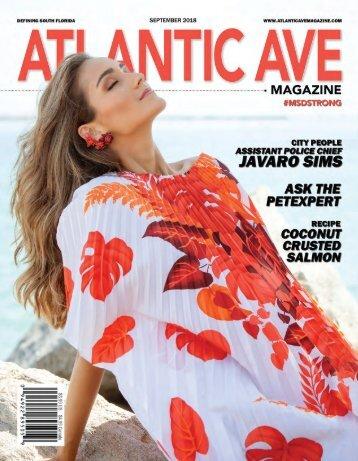 Atlantic Ave Magazine September 2018