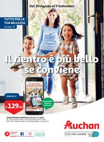 Auchan Sassari 2018-08-30
